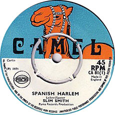 Slim Smith - Spanish Harlem