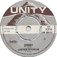 Lester Sterling - Spoogy