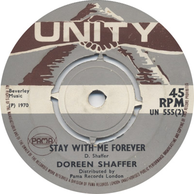 Doreen Schaeffer - Stay With Me Forever