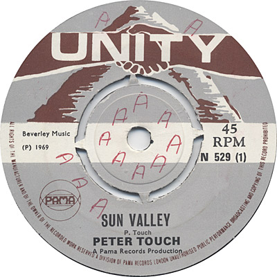 Peter Touch - Sun Valley