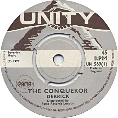 Derrick  - The Conqueror