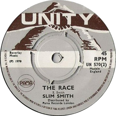 Slim Smith - The Race