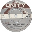 Delroy Wilson - Drink Wine Everybody