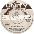 Mark Anthony And The Jets - More Balls