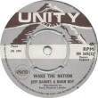 U Roy And Jeff Barnes - Wake The Nation