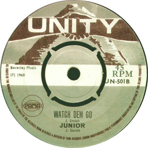 Junior - Watch Dem Go