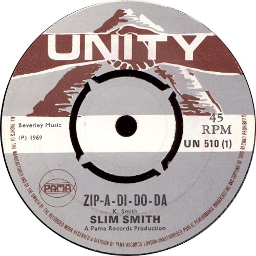 Slim Smith - Zip-Pa-Di-Do-Dah