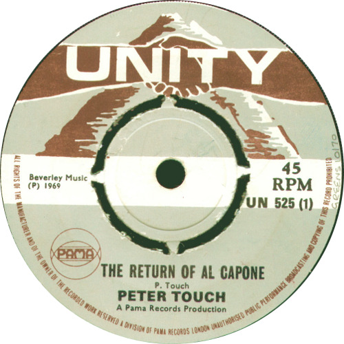 Peter Touch - The Return Of Al Capone