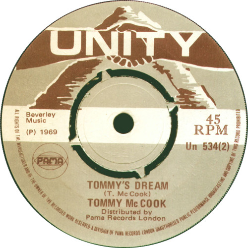 Tommy McCook - Tommy\'s Dream