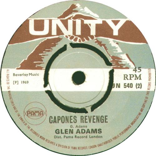 Glen Adams - Capone's Revenge
