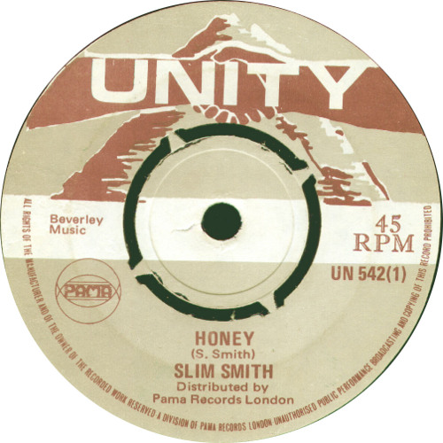 Slim Smith and Niney - Honey