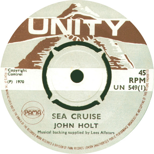 John Holt - Sea Cruise
