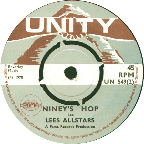 Bunny Lee All Stars - Niney's Hop