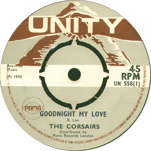 The Corsairs - Goodnight My Love