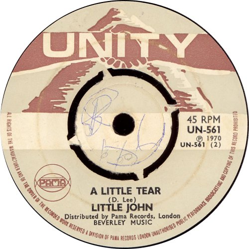 Little John - A Little Tear