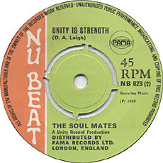 Lester Sterling - Unity Is Strength