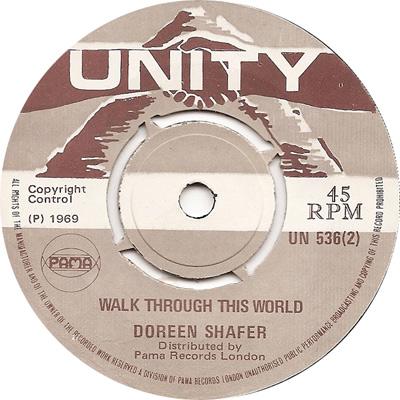 Doreen Schaeffer - Walk Through This World