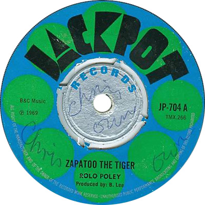 Rolo Poley - Zapatoo The Tiger
