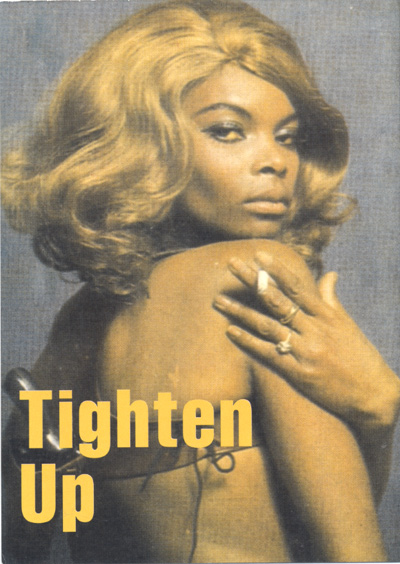 Flyer - Tighten Up - Aug-Nov 2000