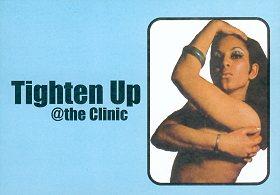 Flyer - Tighten Up - April 2000