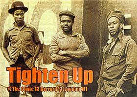 Flyer - Tighten Up - Jan 2002