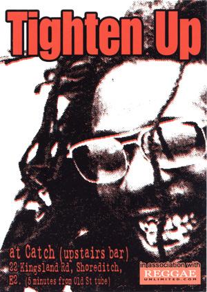 Flyer - Tighten Up - Jan 2007