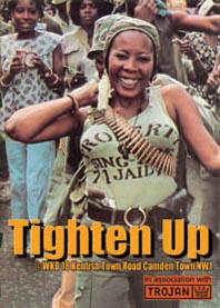Flyer - Tighten Up - July 2002