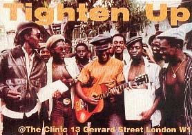Flyer - Tighten Up - Oct 2001