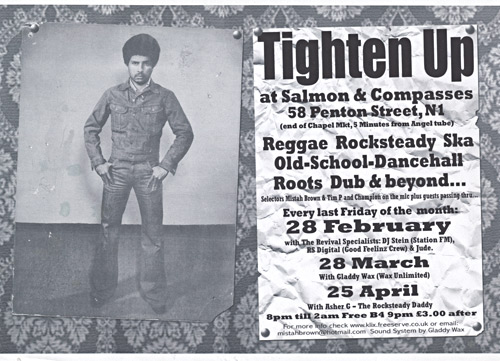 Poster - Tighten Up - April 2003