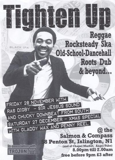 Poster - Tighten Up - Nov-Dec 2003