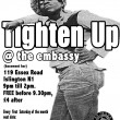 Poster - Tighten Up - Nov 2007