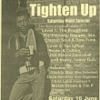 Flyer - Tighten Up - June 2001