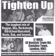 Poster - Tighten Up - Aug 2002