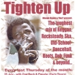 Poster - Tighten Up - July-Sept 2003