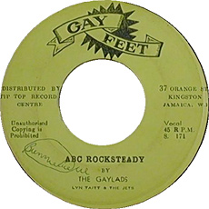 The Gaylads - ABC Rocksteady