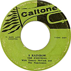 The Emotions - A Rainbow