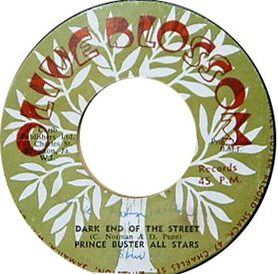 Prince Buster - Dark End Of The Street