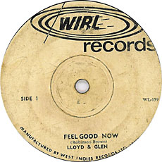 Lloyd And Glen - Feel Good Now