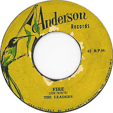 The Leaders - Fire