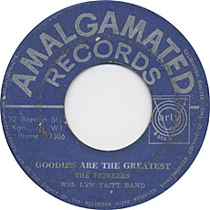 The Pioneers - Goodies Are The Greatest