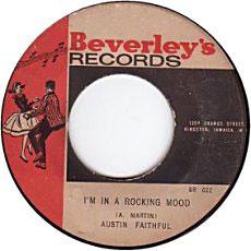 Austin Faithful - I'm In A Rocking Mood