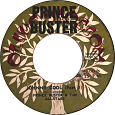 Prince Buster - Johnny Cool