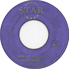 The Rio Grandes - Keep On Moving