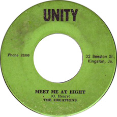 The Creations - Meet Me At Eight
