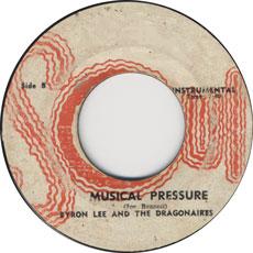 Byron Lee & The Dragonnaires - Musical Pressure