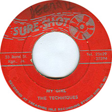 The Techniques - My Girl