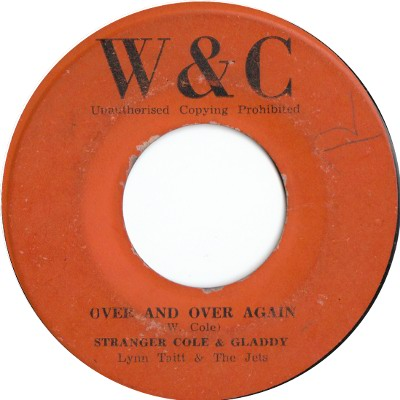 Stranger  & Gladdy - Over And Over Again