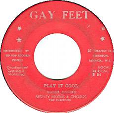 Monty Morris - Play It Cool