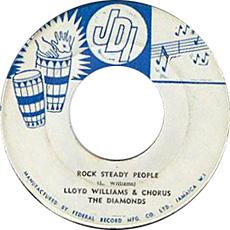 Lloyd Williams - Rocksteady People