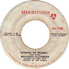 Roland Alphonso - Sounds Of Silence